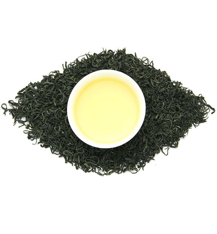 Шен Тай Люй Ча китайский зелёный чай (№150)  - фото 5