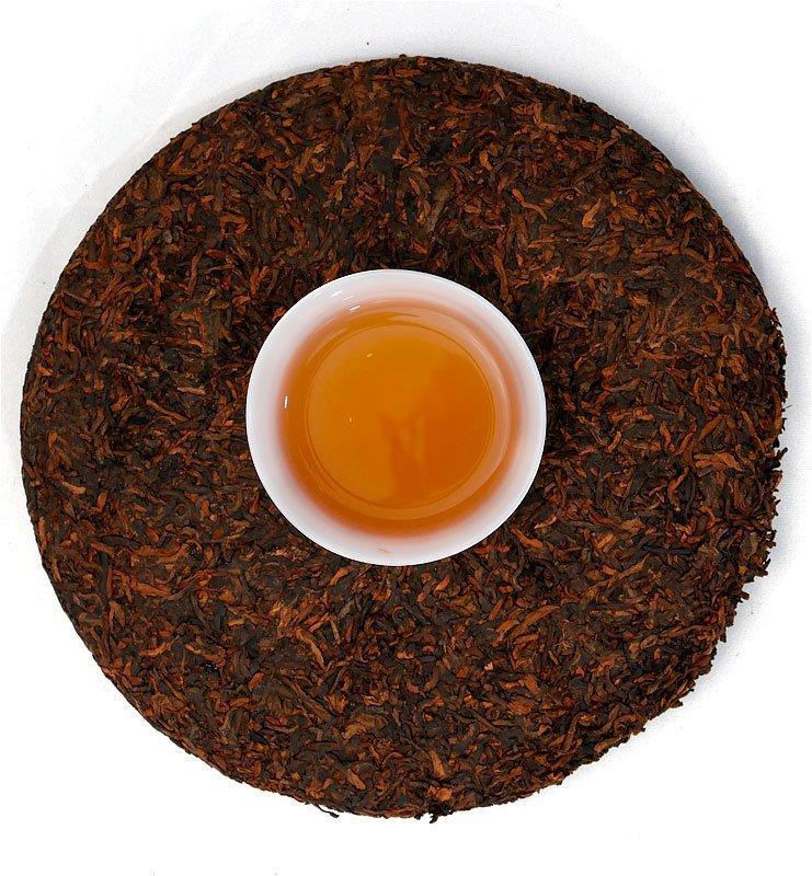 История одного листочка, чай Шу Пуэр №520  - фото 3