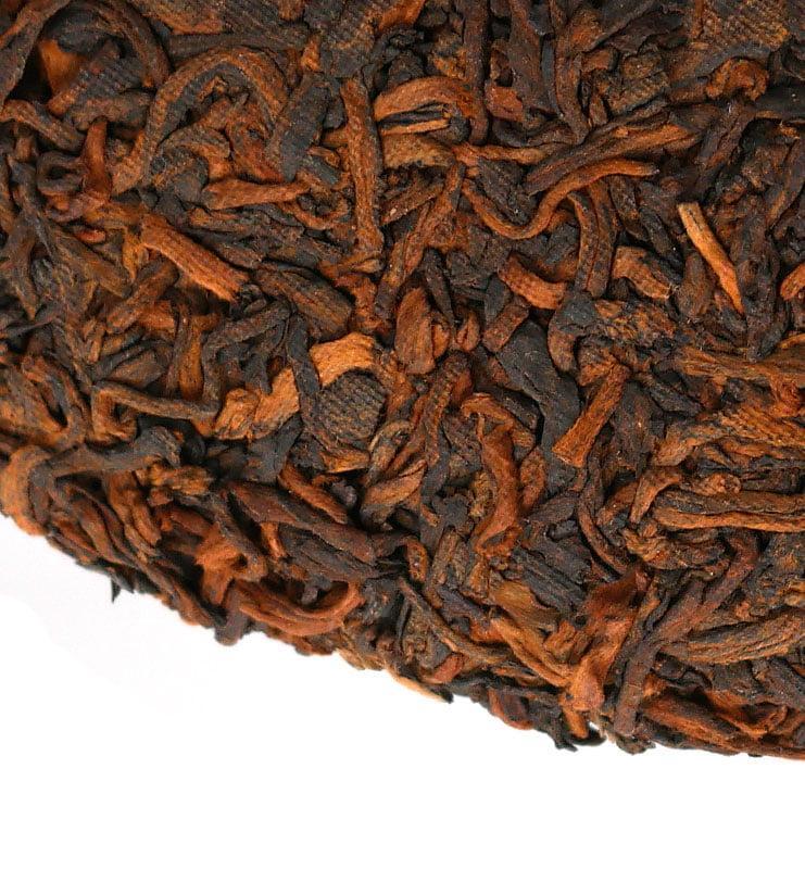 История одного листочка, чай Шу Пуэр №520  - фото 4