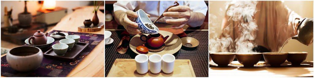 чайная церемония Гун Фу Ча