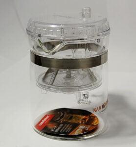 Заварник с ситом (teapot) 300мл.  - фото 2