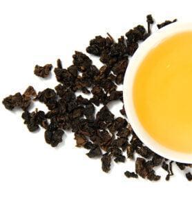 Габа Лишань «Бело-Золотой дракон» тайваньский чай Улун №800