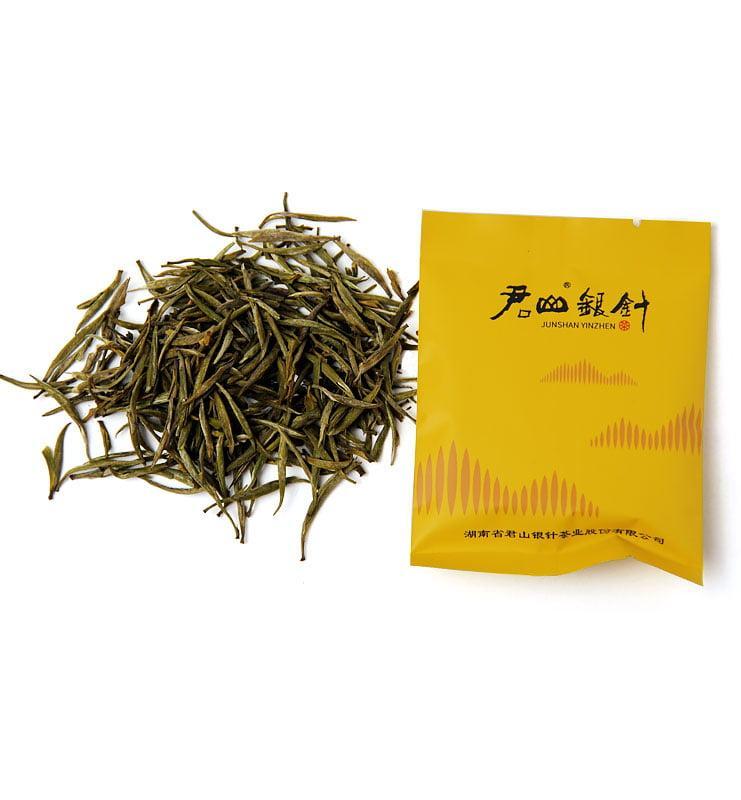 """junshan 22 - Жёлтый чай """"Цзюнь Шань Инь Чжень"""" (№900)"""