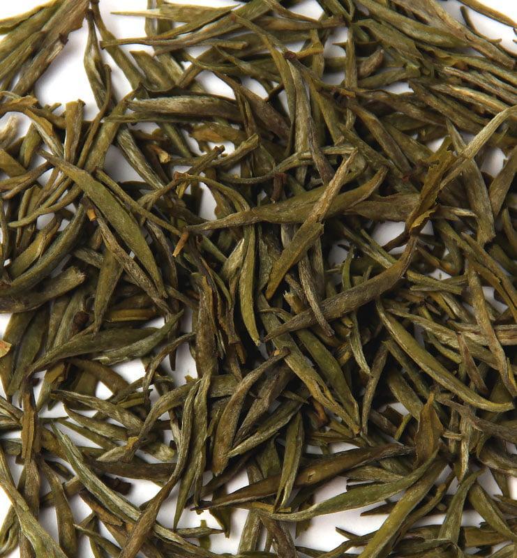 """junshan 44 - Жёлтый чай """"Цзюнь Шань Инь Чжень"""" (№900)"""