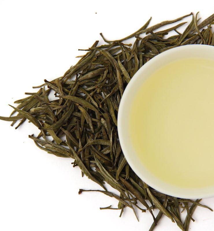 """junshan 55 - Жёлтый чай """"Цзюнь Шань Инь Чжень"""" (№900)"""