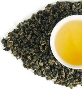 Лишань высокогорный тайваньский чай Улун № 800