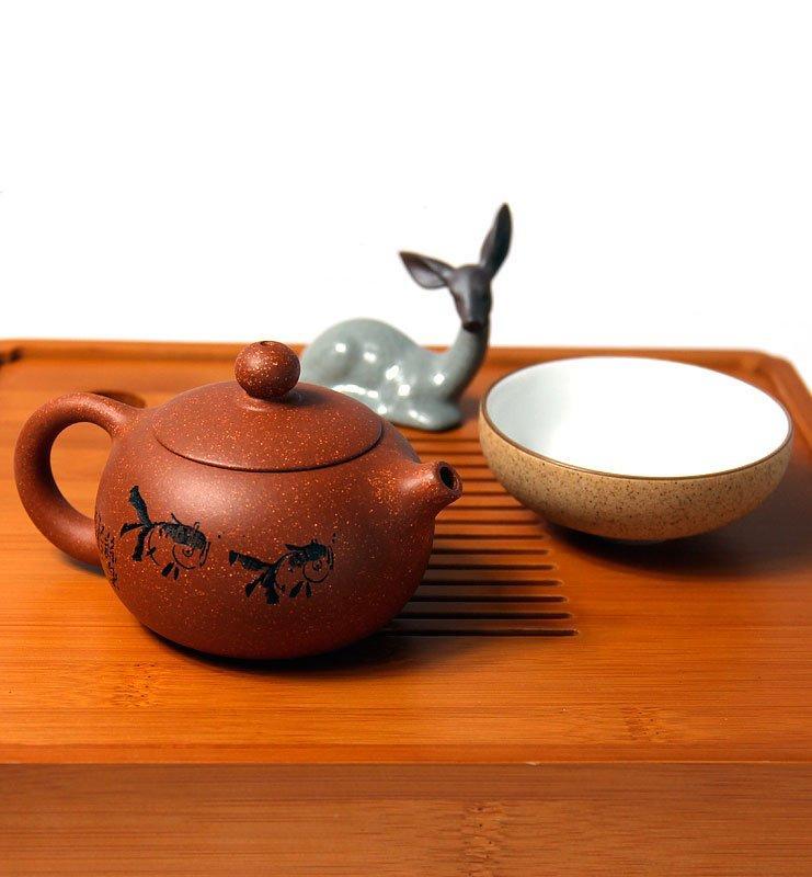 Чайник «Сиши» с рыбками  - фото 4
