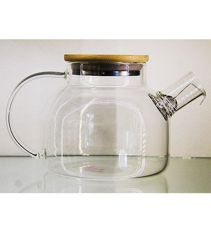 varka 3 - Заварочный чайник из жаропрочного стекла 1000мл