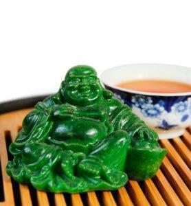 Будда счастья (Смеющийся Будда) меняющий цвет  - фото 2