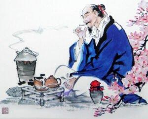 Текст о варке чая Чжэнь Гоу