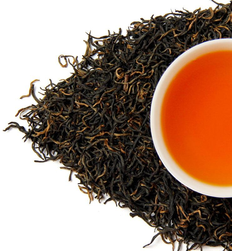 Цзинь Цзюнь Мэй красный (черный) чай (№800)