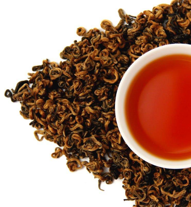moli lo 3 - Цзинь Ло красный (черный) чай (№400)