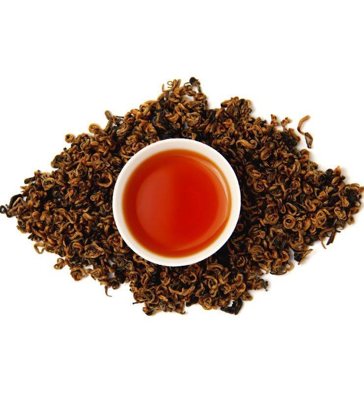 moli lo 4 - Цзинь Ло красный (черный) чай (№400)
