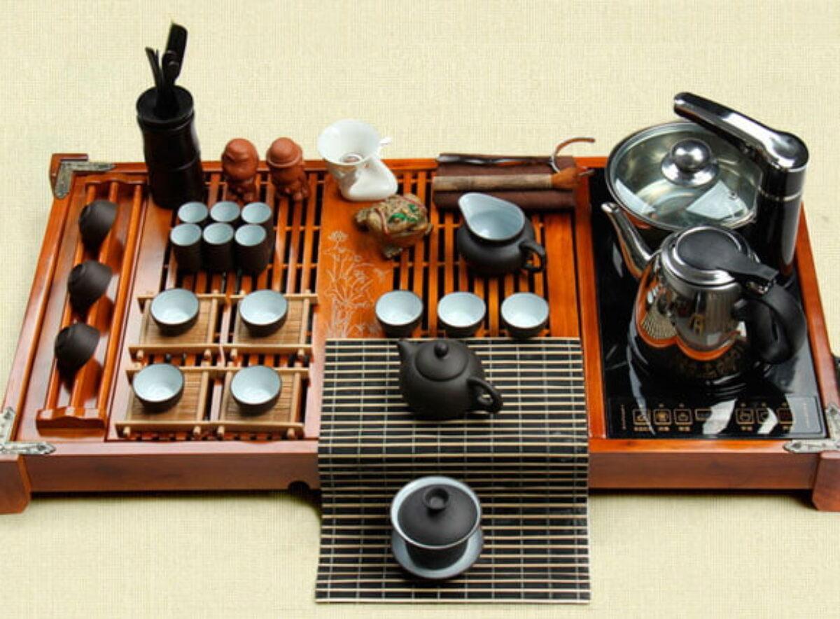 Чайные инструменты и атрибуты