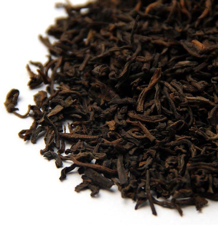 Лао Шу Пуэр 2008 года, выдержанный чай (№1000)  - фото 4