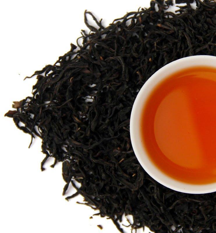 tu hun 3 - Ту Хун рассыпной красный (черный) чай (№420)
