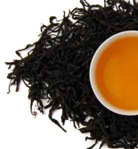 Янь Сюнь Чжэн Шань Сяо Чжун копчёный красный чай (№750)  - фото