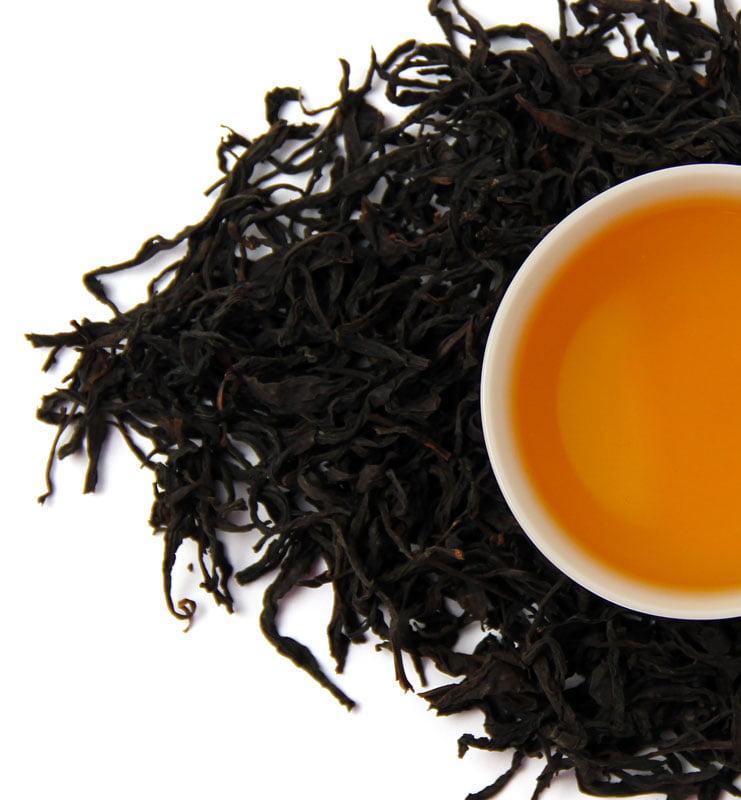 Янь Сюнь Чжэн Шань Сяо Чжун копчёный красный чай №750  - фото