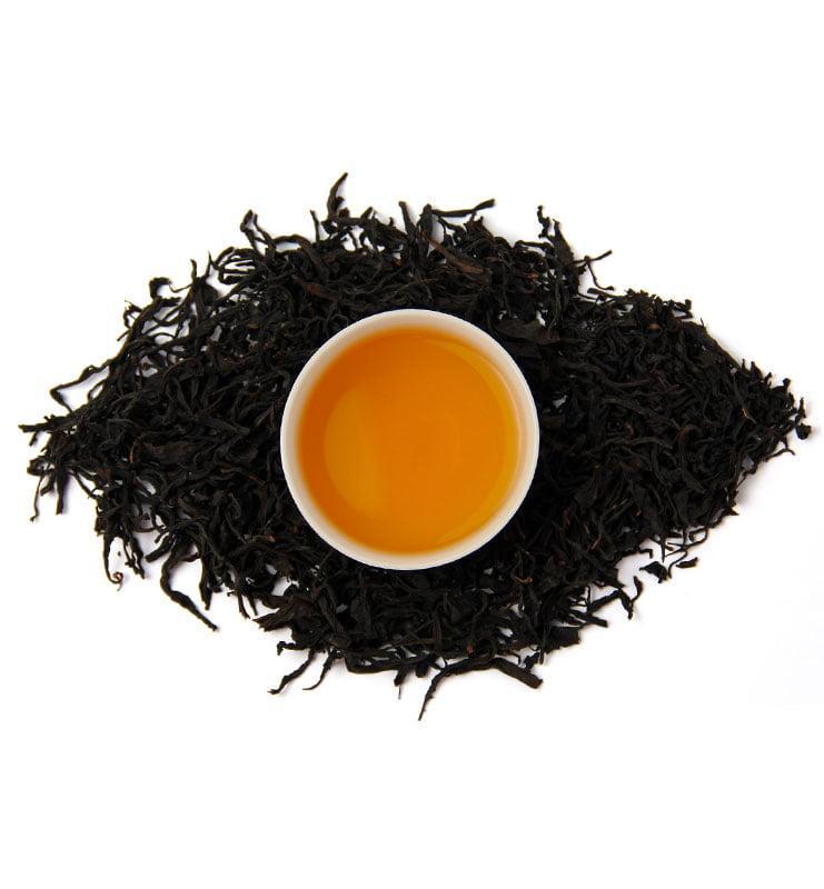 Янь Сюнь Чжэн Шань Сяо Чжун копчёный красный чай (№750)  - фото 5