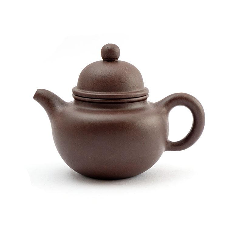 Чайник из исинской глины До Цю «Падающий шарик»  - фото 2