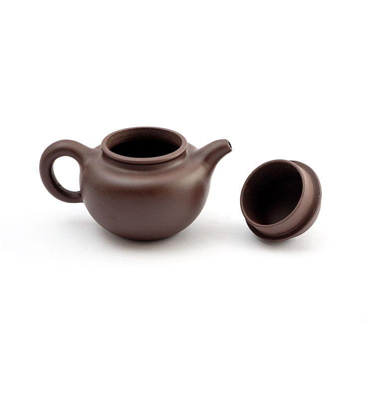 Чайник из исинской глины До Цю «Падающий шарик»  - фото 3