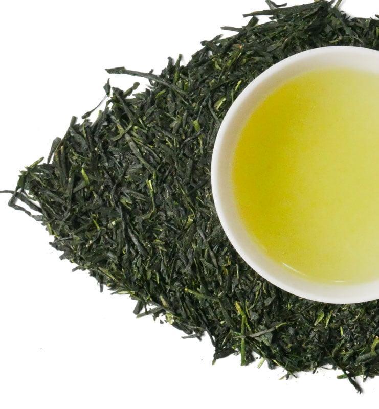 gecuro 3 - Гёкуро, японский зеленый чай (№800)