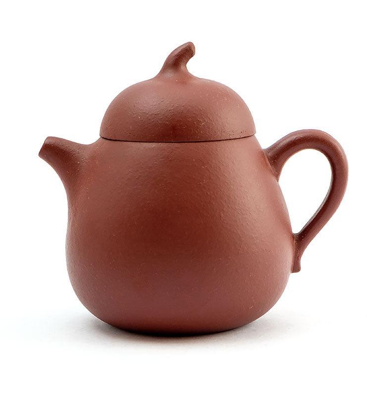 hvostik 3 - Чайник из исинской глины формы Гуа Ху 150мл