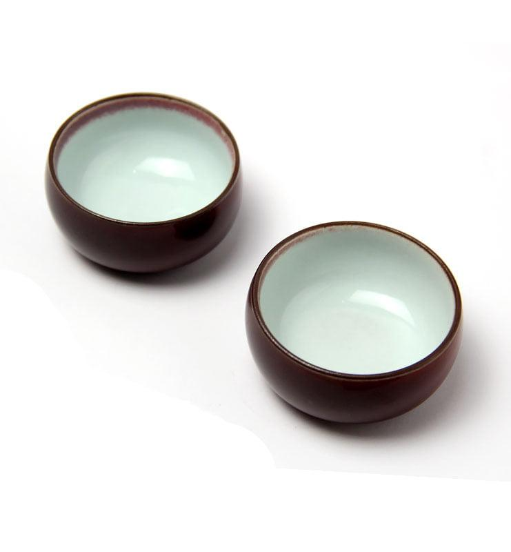 Чашки керамические «Вишневая глазурь»  - фото 4