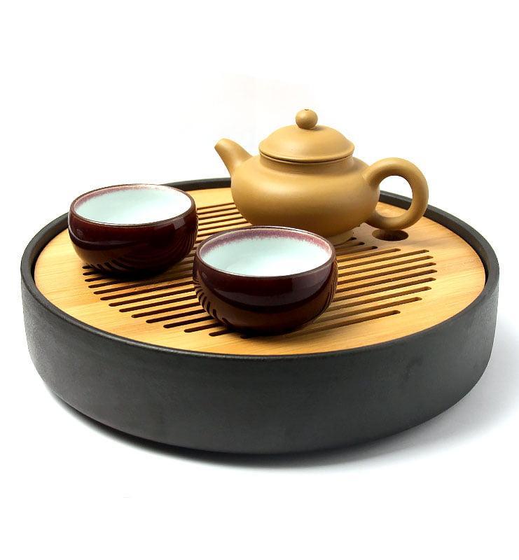 Чашки керамические «Вишневая глазурь»  - фото 2