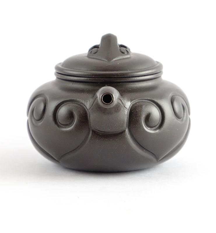 Чайник из исинской глины «Фань Гу Жу И», Жезл Желаний, 75 мл  - фото 3
