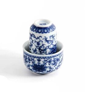 Чашки для чая, Чайная пара «Нежный пион»  - фото 2