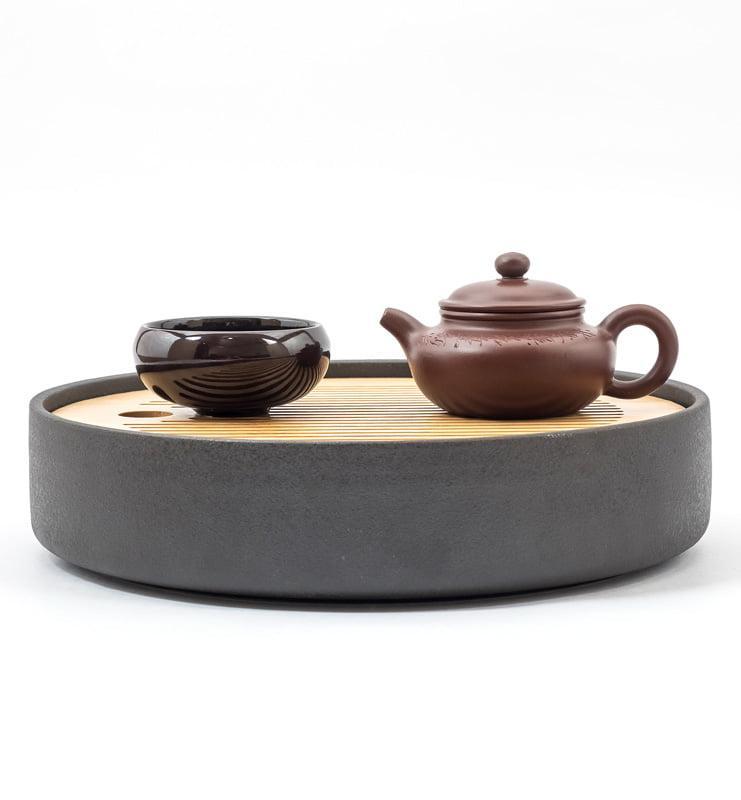 Чайник из исинской глины «Фань Гу» 100 мл.  - фото 4