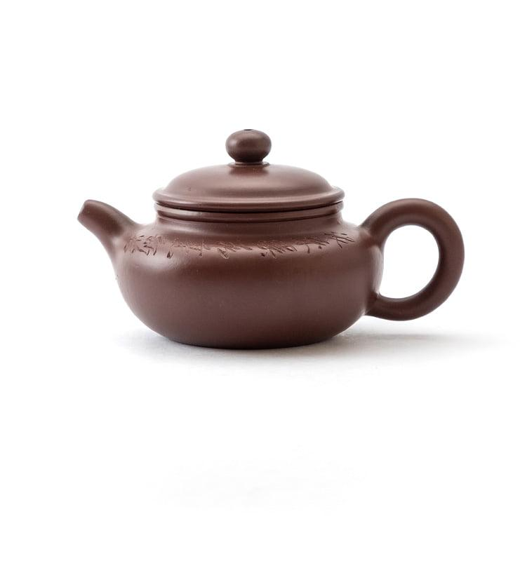 Чайник из исинской глины «Фань Гу» 100 мл.  - фото 3