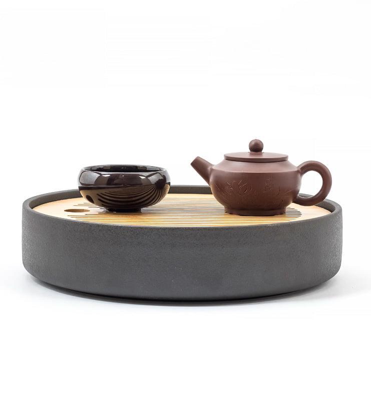Чайник из исинской глины 100 мл. в ханьском стиле  - фото 6