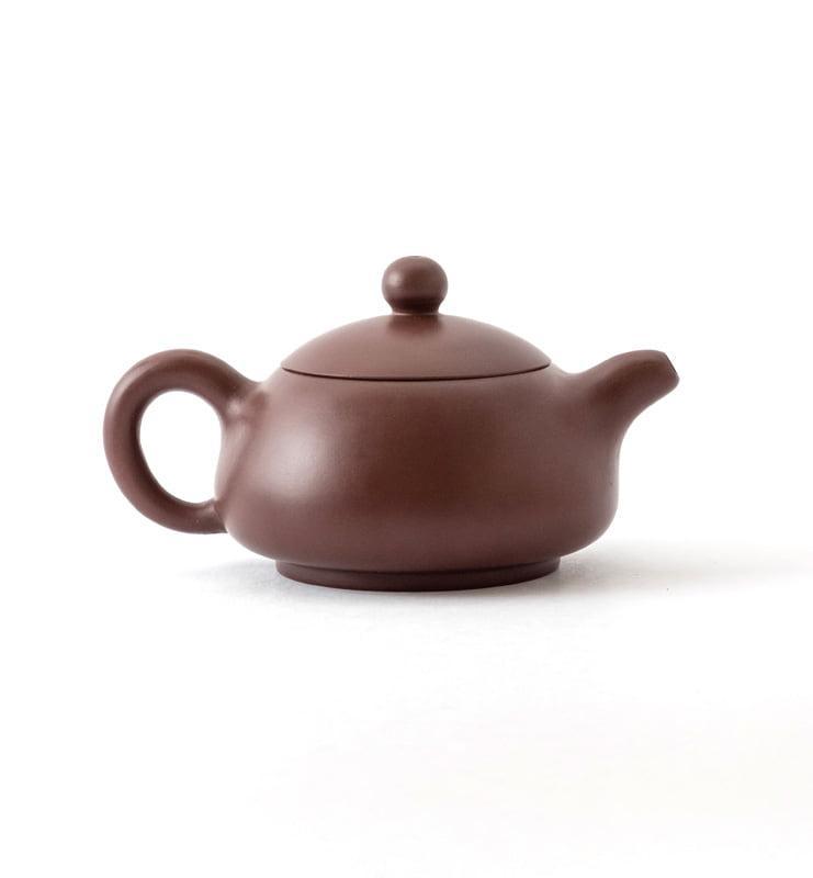 Чайник из исинской глины 100 мл.  - фото 6