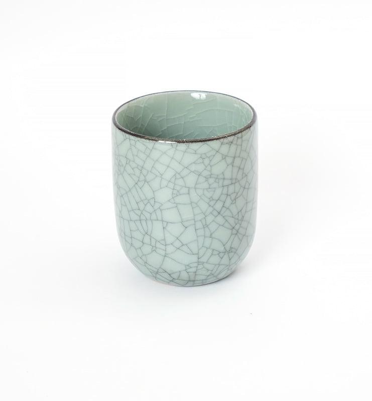 Чашки Цин Ци (селадон) из Лунцюаня  - фото 6