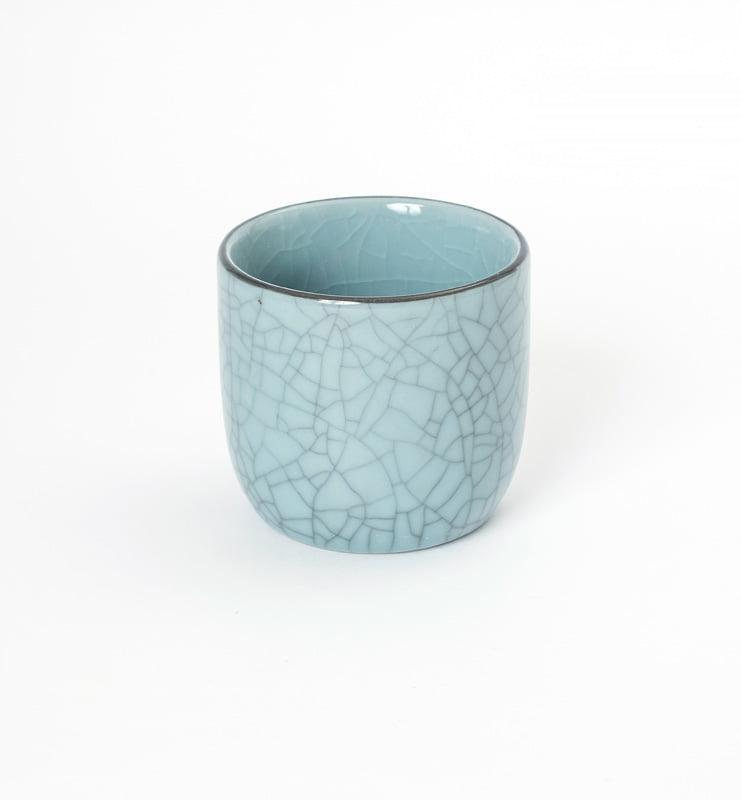 Чашки Цин Ци (селадон) из Лунцюаня 100 мл.  - фото 3