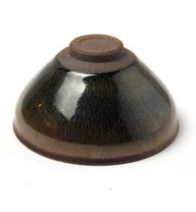 temmoku 10 278x300 - Чашка «Тэммоку» для японского чая и не только 150мл