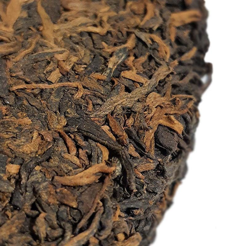 """pinki 4 - Шу Пуэр """"Фу Гу 88"""" чай выдержанный 2006г. (№800)"""