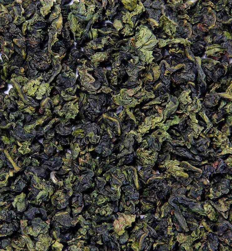 Те Гуань Инь светлый Улун бирюзовый чай (№600)  - фото 4