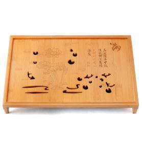 chaba 1 278x300 - Чабань «Лотосовый пруд», чайный столик