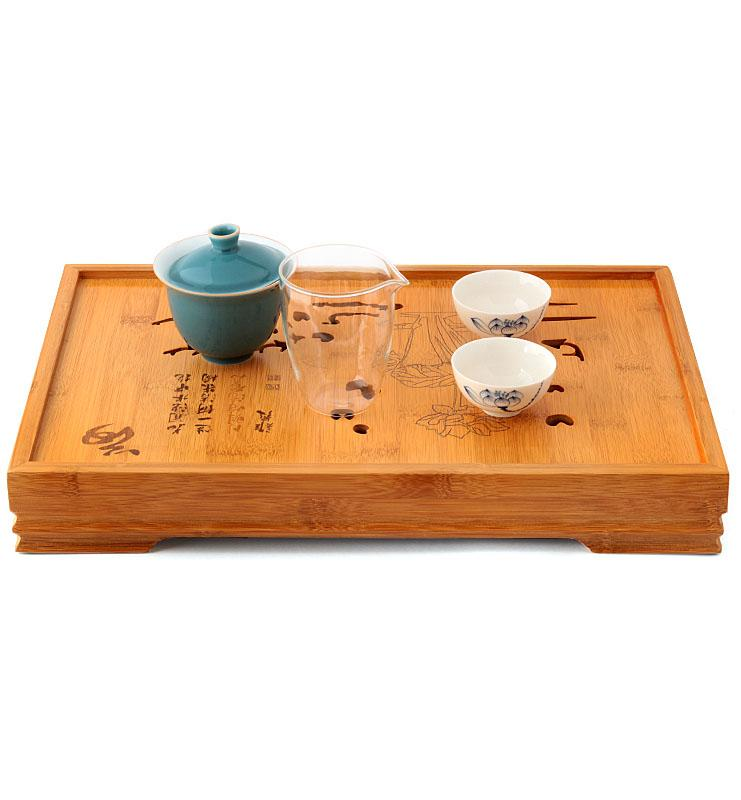 chaba 3 - Чабань «Лотосовый пруд», чайный столик