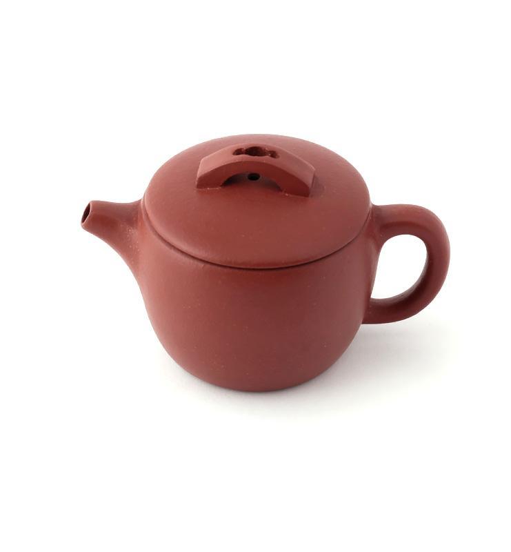 chainika 4 - Чайник из исинской глины «Хань Ва Ху» (Ханьская черепица) 90 мл.