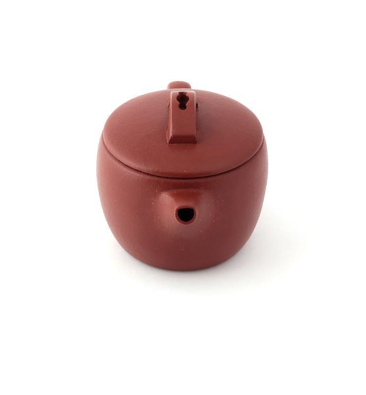 chainika 5 - Чайник из исинской глины «Хань Ва Ху» (Ханьская черепица) 90 мл.