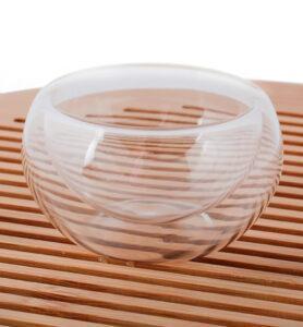 cupgltw 2 278x300 - Чашка из стекла с двойными стенками 35 мл