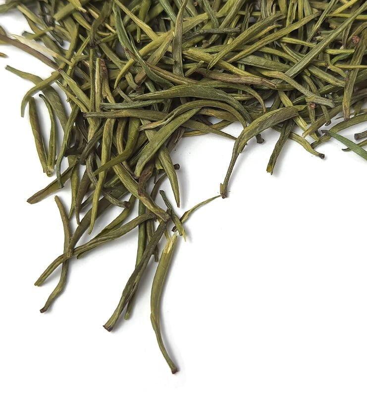 green e cin 1 - Чжу Е Цин, китайский зелёный чай (№600)