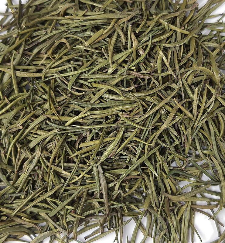 green e cin 2 - Чжу Е Цин, китайский зелёный чай (№600)