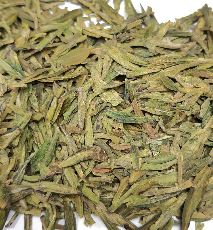 Си Ху Лун Цзин, китайский зеленый чай (№1200)