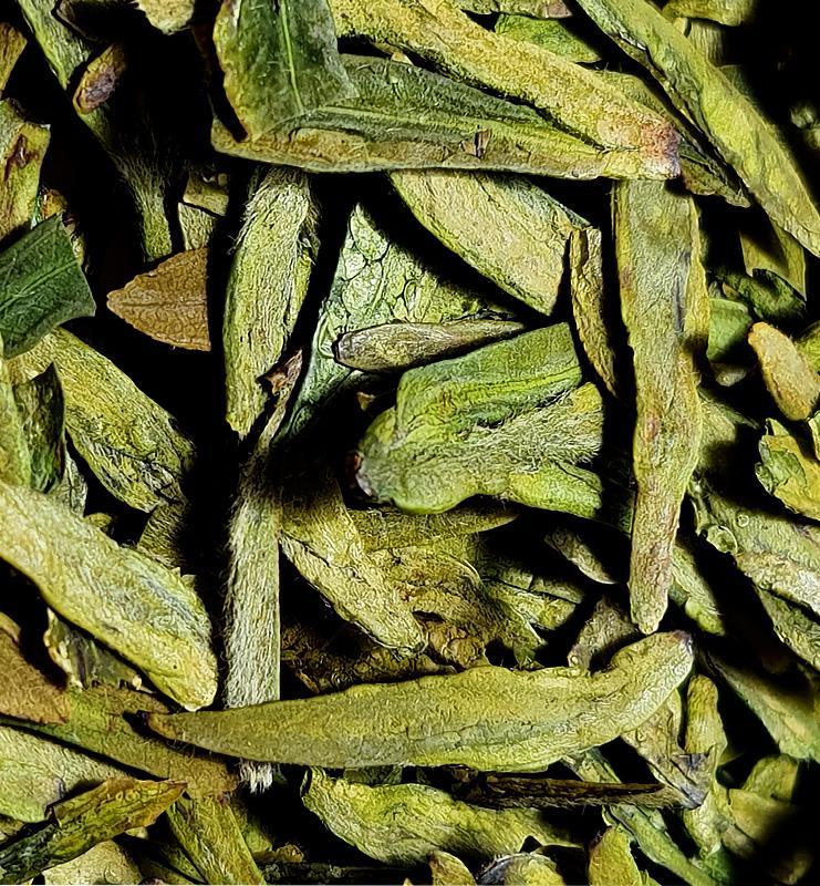 mei czia lun zin 5 - Мэй Цзя У Лун Цзин, китайский зеленый чай (№1200)