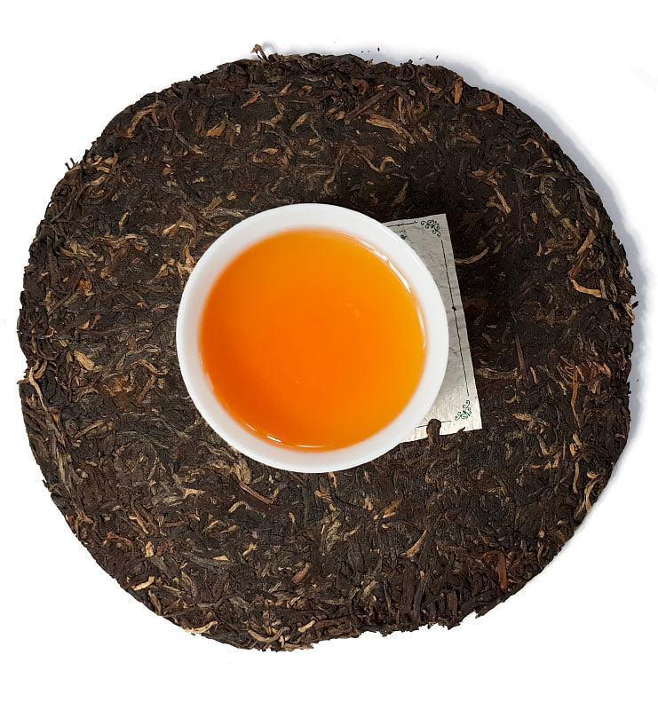 Шэн Пуэр «И Пин Цзя» чай 2006г (№580)  - фото 5